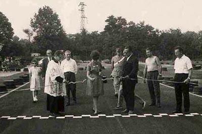 1962 – Inaugurazione