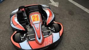 Noleggio Kart veloce Sodi RX250
